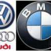 Los autos Volkswagen y BMW siguen arriba