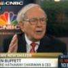 """Warren Buffett: """"compré en el retroceso del miércoles"""""""