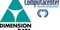 Simension data y computa center logos