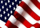American flag --- Image by © Jim Barber/Corbis