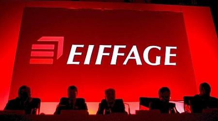 Assemblee generale des actionnaires du groupe Eiffage a la salle Wagram